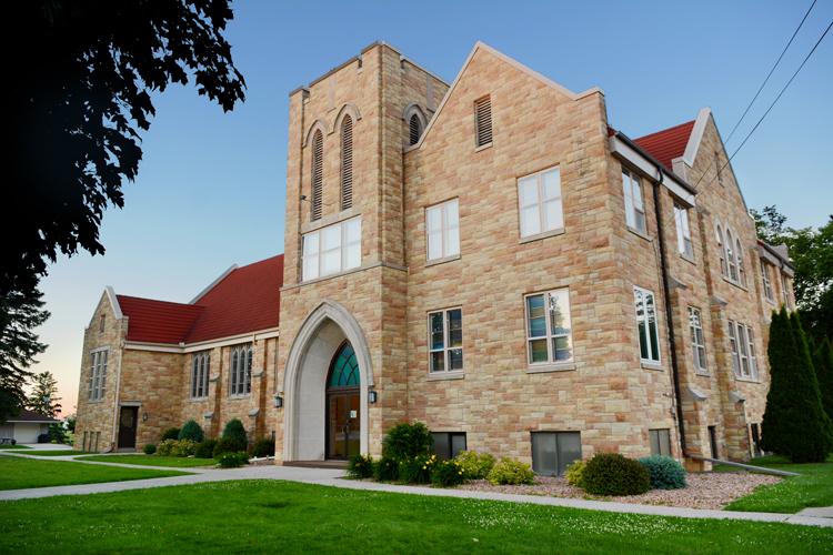 Greenleafton Reformed Church